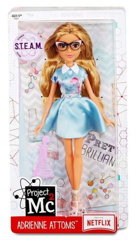 Project Mc2 - ADRIENNE ATTOMS - Netflix Doll